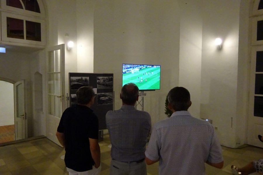 Schlossparkfreunde Sommerfest Fußball