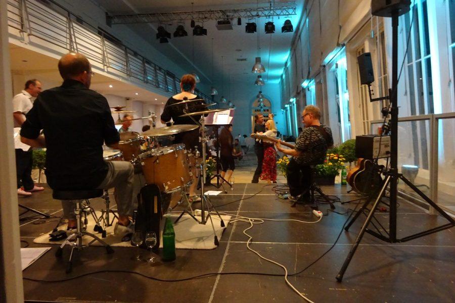 Schlossparkfreunde Sommerfest Tanz
