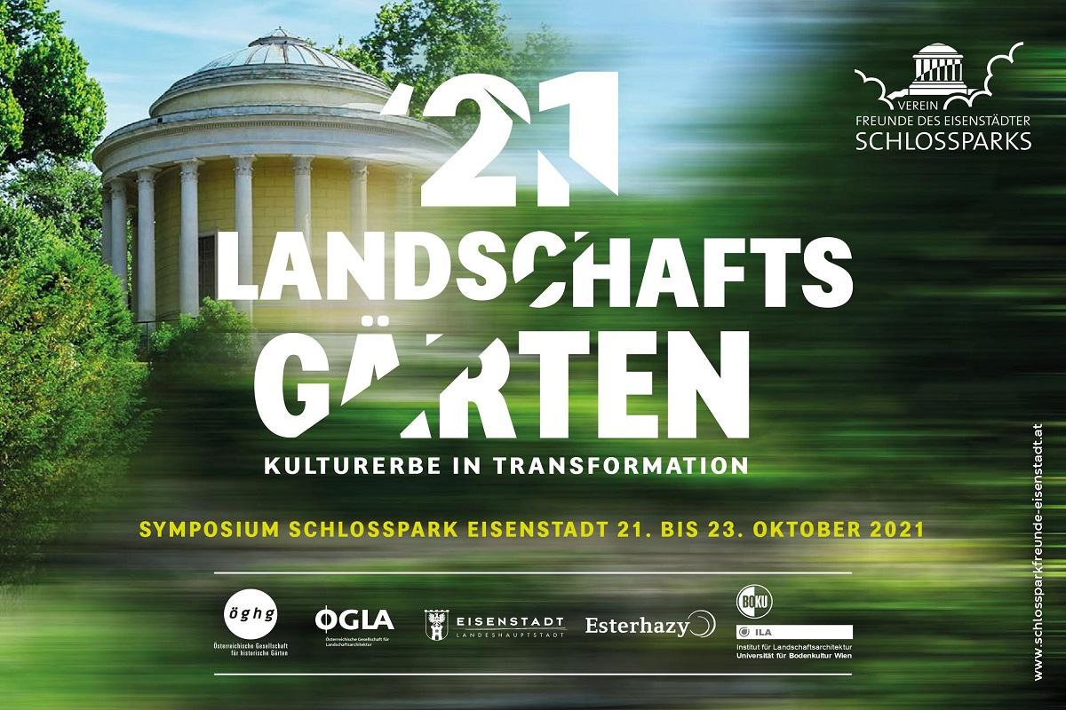 Symposium Landschaftsgärten Eisenstadt